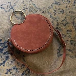 Anthropologie Crossbody Purse